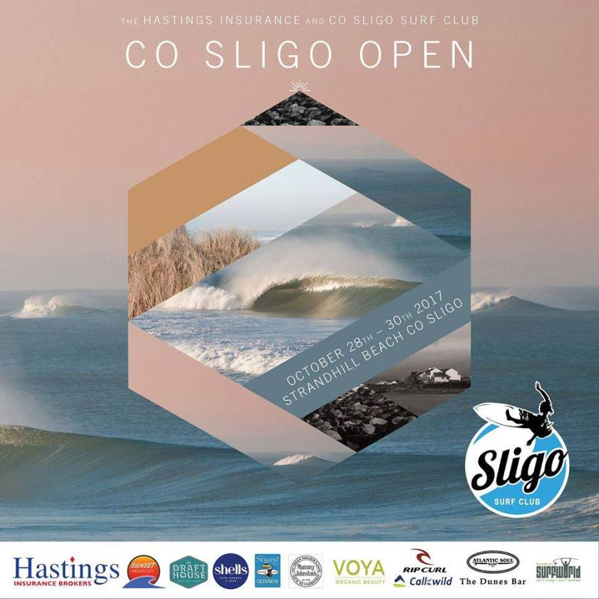 CSSC Co Sligo Open Surf Comp 2017