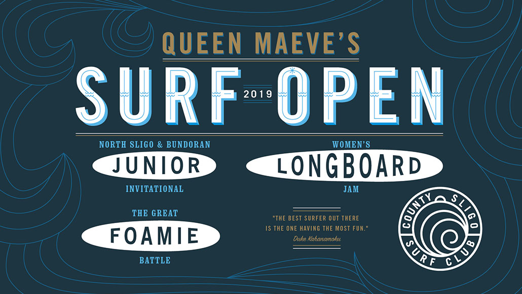 Queen Maeve's Surf Open